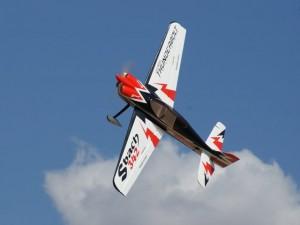 Rc Vliegtuig - Sbach342