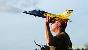 Rc Vliegtuig  Hand Lancering
