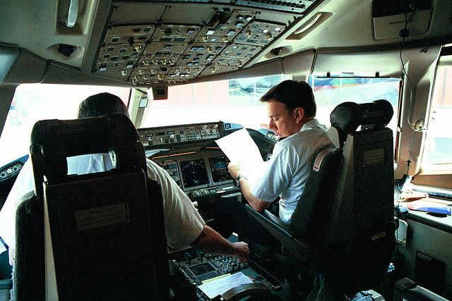 Rc Vliegtuig Pre Flight Check
