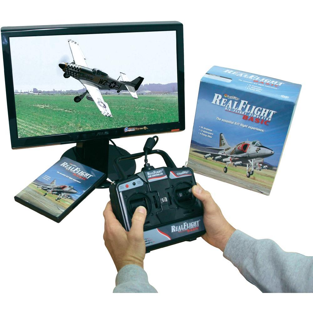 Rc Vlieg Simulator