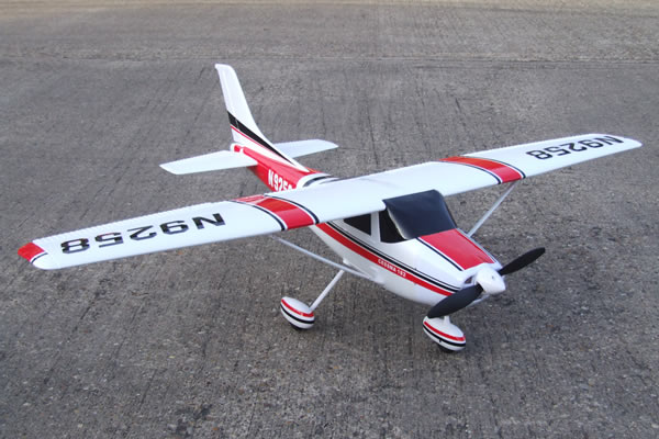 FMS Cessna 182 2,4ghz Rc Vliegtuig